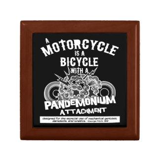 Pandemonium Attachment -bw Gift Box