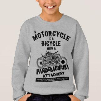 Pandemonium Attachment Sweatshirt