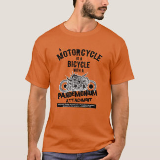 Pandemonium Attachment T-Shirt