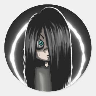 Pandora rings round sticker