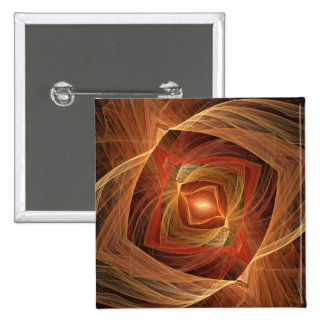 Pandora s Box Fractal Pin