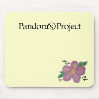 Pandora's Project Mouse Pad