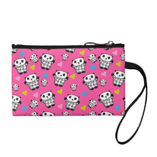 Pandy the Panda Bright Hearts Coin Purse