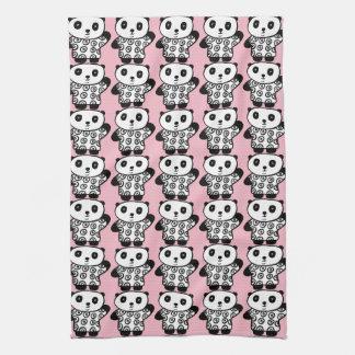 Pandy the Panda Tea Towel