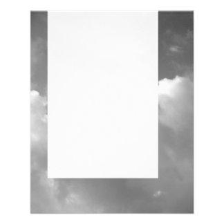 Panel 049 - Evening Sky 11.5 Cm X 14 Cm Flyer