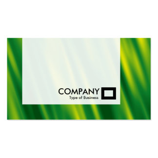 Panel - Green Rain Business Card Templates
