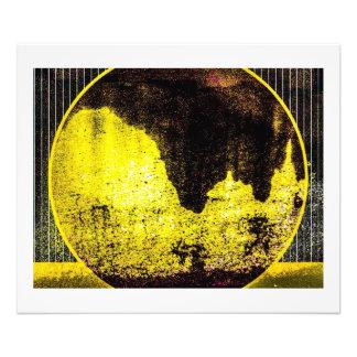 Pangea Photo Print