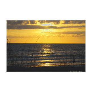 Panhandle Sunset Canvas Print