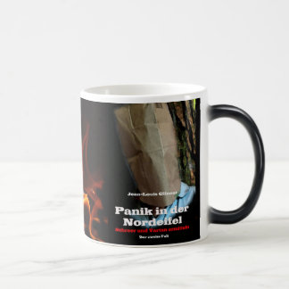 Panic in the north Eifel - book/eBook Magic Mug