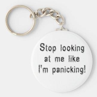 Panicking Key Ring