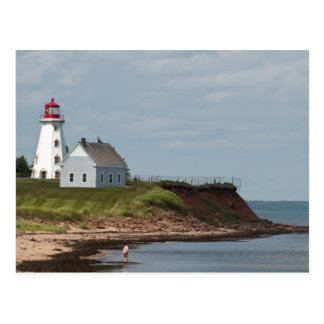 Panmure Island, Prince Edward Island. Panmure Postcard
