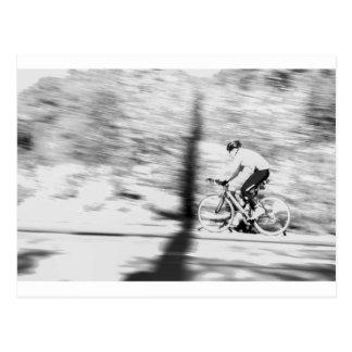 Panning Bike_.jpg Postcard