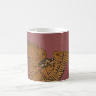 Panoply - The Greek goddess Nike head shot Coffee Mug