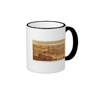 Panorama from Point Sublime Coffee Mug