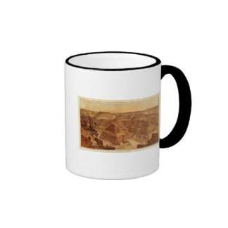 Panorama from Point Sublime Mug