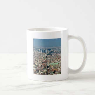 Panorama of Naples Coffee Mug