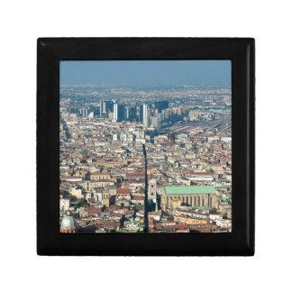 Panorama of Naples Gift Box