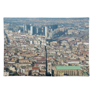 Panorama of Naples Placemat