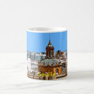 Panorama of Seville Coffee Mug