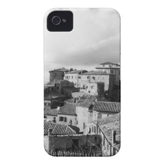 Panorama of Volterra village, province of Pisa Case-Mate iPhone 4 Cases