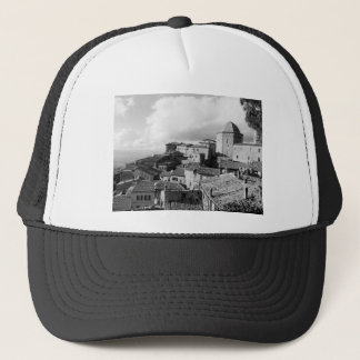 Panorama of Volterra village, province of Pisa Trucker Hat