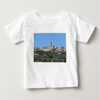 Panorama of Volterra village . Tuscany, Italy Baby T-Shirt