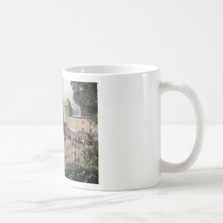 Panorama of Volterra village, Tuscany, Italy Coffee Mug