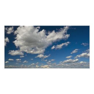 panorama personalized photo card