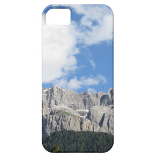 Panoramic mountain view of the Dolomites iPhone 5 Case