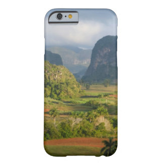 Panoramic valley landscape, Cuba Barely There iPhone 6 Case