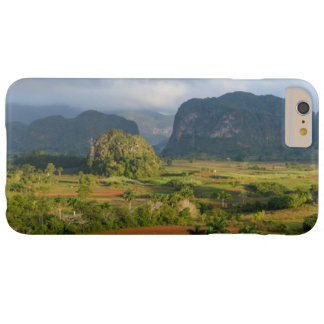 Panoramic valley landscape, Cuba Barely There iPhone 6 Plus Case