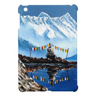Panoramic View Of Annapurna Mountain Nepal iPad Mini Cases