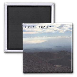 Panoramic view of Etna Magnet