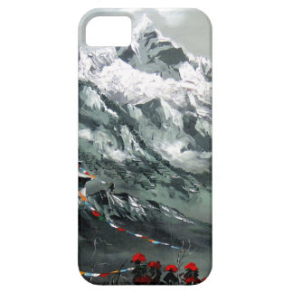 Panoramic View Of Everest Base Camp iPhone 5 Case