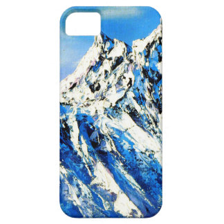 Panoramic View Of Everest Mountain Peak iPhone 5 Case