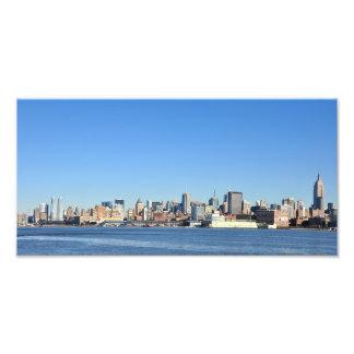 Panoramic View of New York City Photo