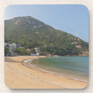 Panoramic view of Sok Kwu Wan Lamma Island Beverage Coaster