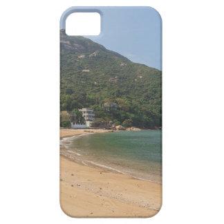 Panoramic view of Sok Kwu Wan Lamma Island iPhone 5 Case