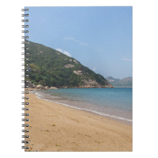 Panoramic view of Sok Kwu Wan Lamma Island Notebook