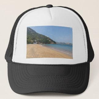 Panoramic view of Sok Kwu Wan Lamma Island Trucker Hat