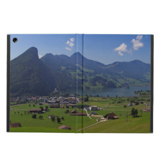 Panoramic view of Spiez Cover For iPad Air