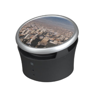 Panoramic view of the city bluetooth speaker