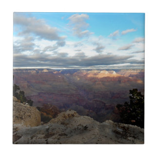 Panoramic view of the Grand Canyon Ceramic Tile