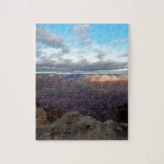 Panoramic view of the Grand Canyon Jigsaw Puzzle