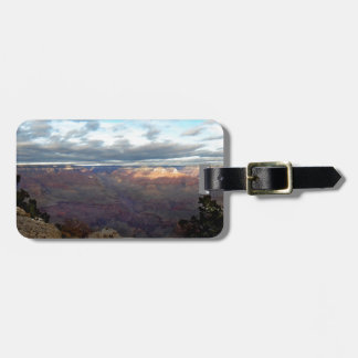 Panoramic view of the Grand Canyon Luggage Tag