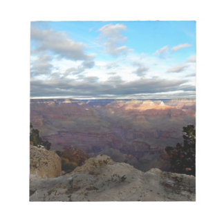 Panoramic view of the Grand Canyon Notepad