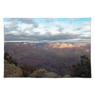 Panoramic view of the Grand Canyon Placemat