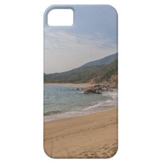 Panoramic view of Tung O Village Lamma Island iPhone 5 Cover