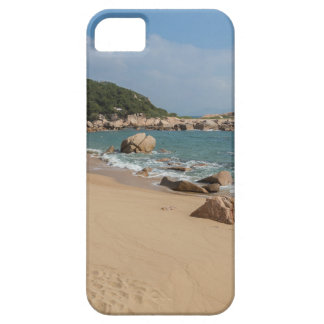Panoramic view of Tung O Village Lamma Island iPhone 5 Covers