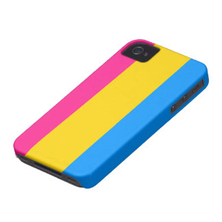 Pansexual flag Blackberry Bold case